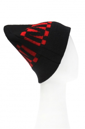 Jacquard wool hat od Junya Watanabe Comme des Garcons