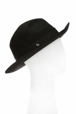 Hat with metal hearts od Zadig & Voltaire