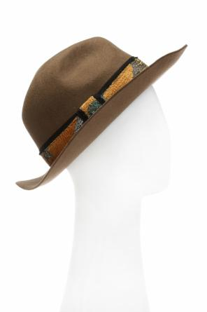 Hat with decorative strap od Zadig & Voltaire