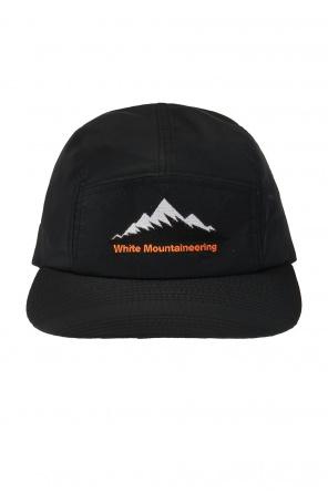 Logo baseball cap od White Mountaineering