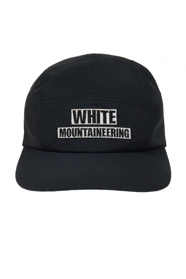 White Mountaineering Logo baseball cap