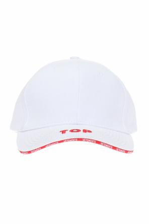 Logo-stitched baseball cap od Vetements