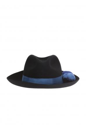 Appliqued hat od Paul Smith