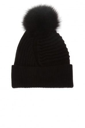 Hat with pompom od Woolrich