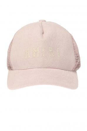 Baseball cap with logo od Amiri