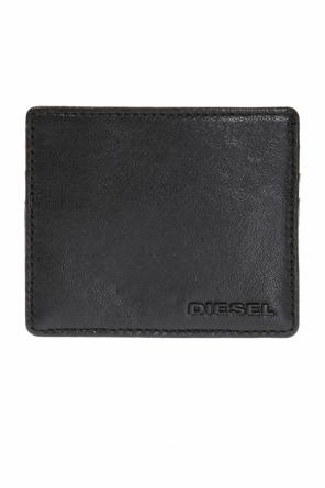 Leather card case od Diesel