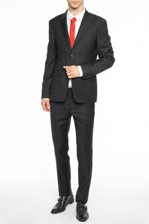 Mini-check suit od Givenchy