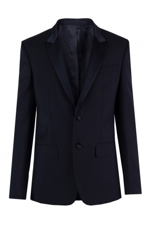 Wool suit od Givenchy