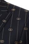 Gg logo suit od Gucci