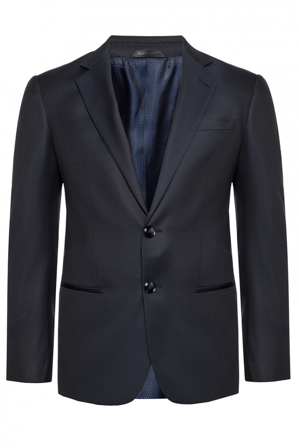 Single-breasted suit od Giorgio Armani