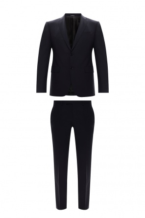 Wool suit od Emporio Armani