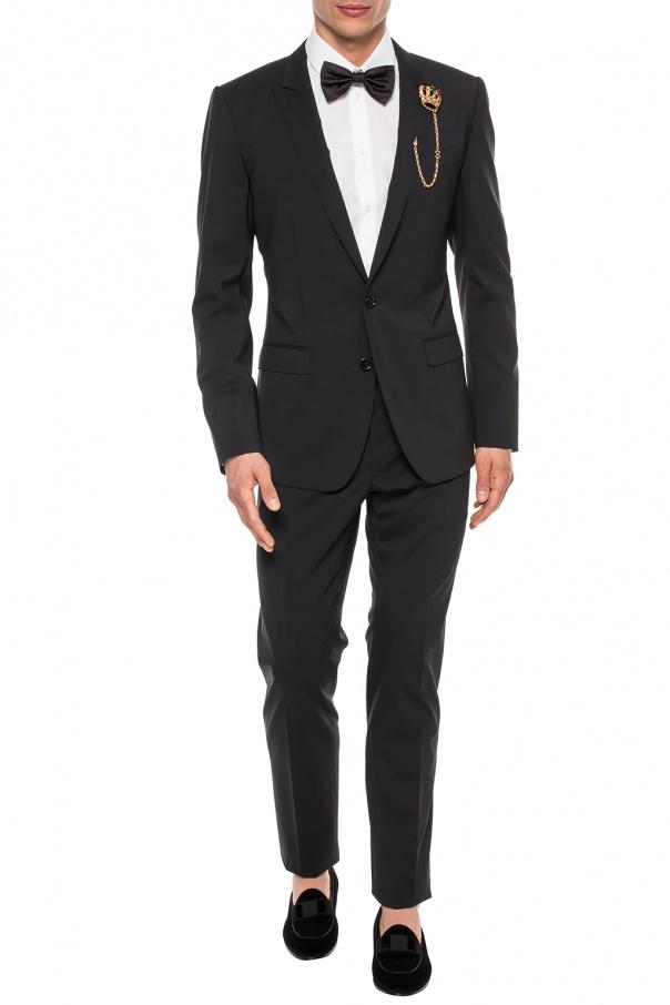 Dolce & Gabbana Wełniany garnitur rc65YSkI