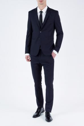 Double-vented suit od Paul Smith
