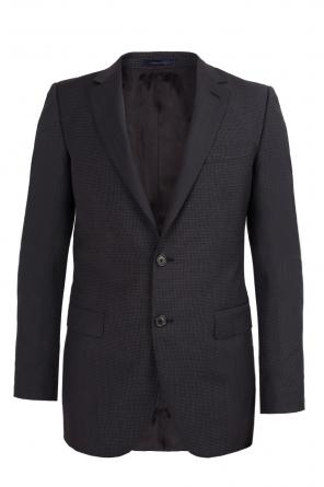 Two-piece checked suit od Lanvin