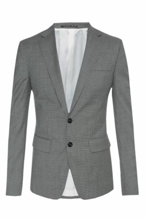 Checked suit od Dsquared2