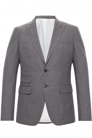 Pinstriped suit od Dsquared2