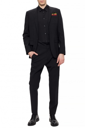 Wool suit od Dsquared2