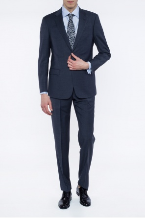 Checked suit od Giorgio Armani