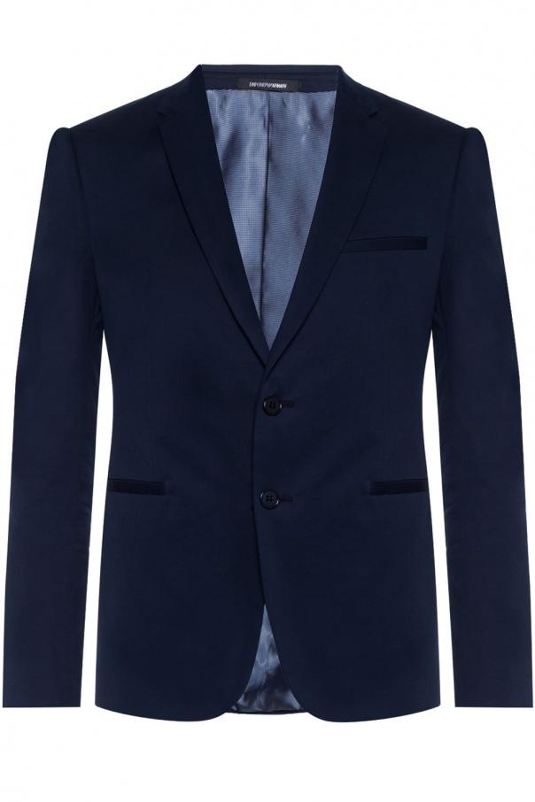 Cotton suit od Emporio Armani