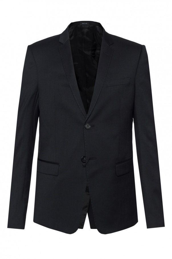 Emporio Armani Single-vented suit