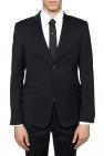 Single-vented suit od Emporio Armani