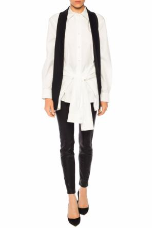 Tie-up vest od Alexander Wang