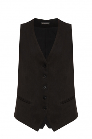 Vest with pockets od Ann Demeulemeester