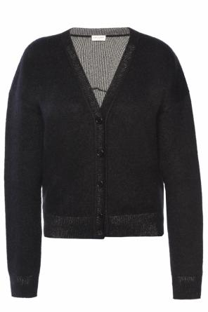 Embroidered cardigan od Saint Laurent Paris