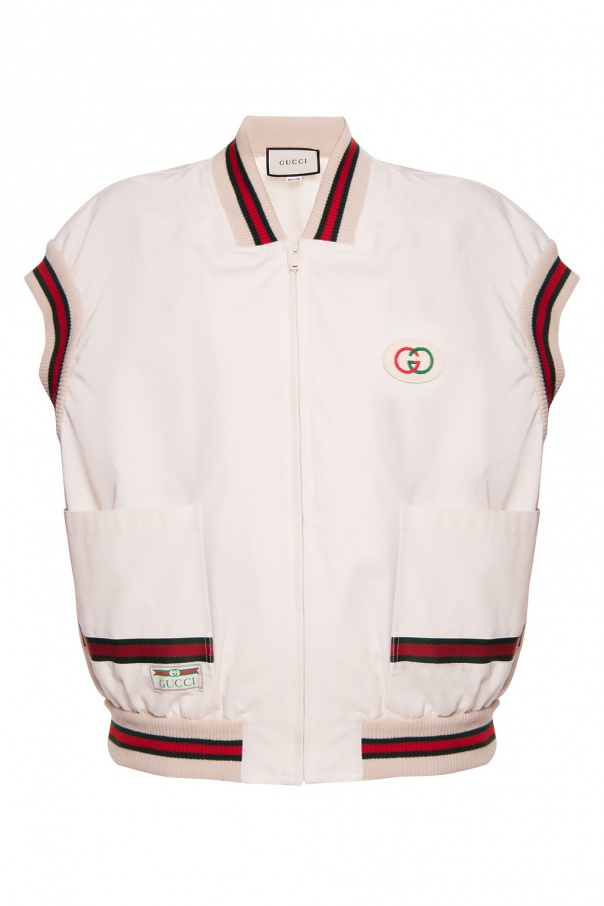 Gucci Vest with logo