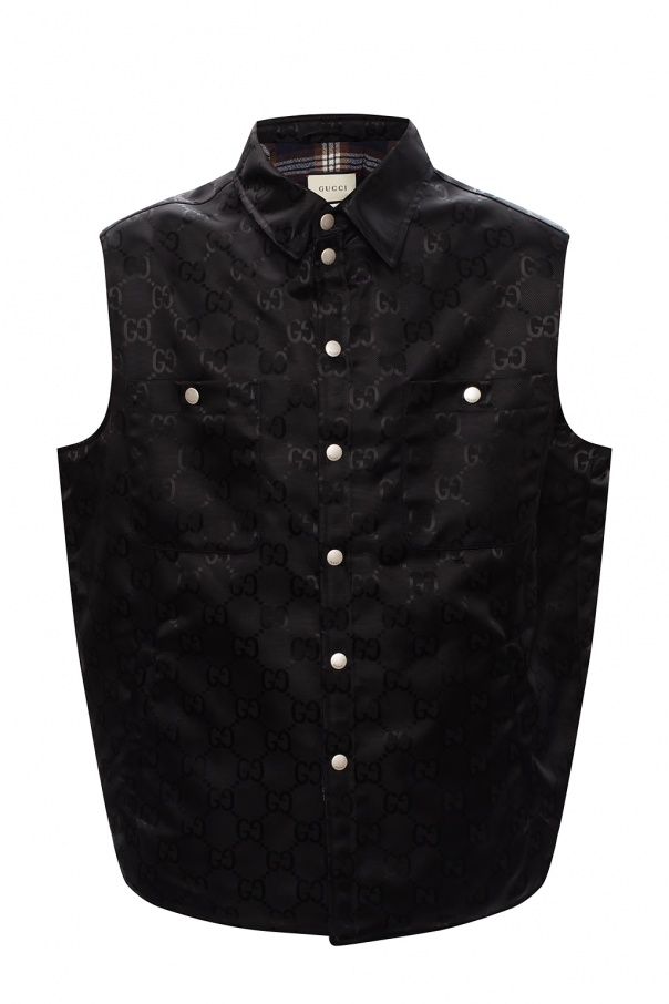 Gucci Logo vest