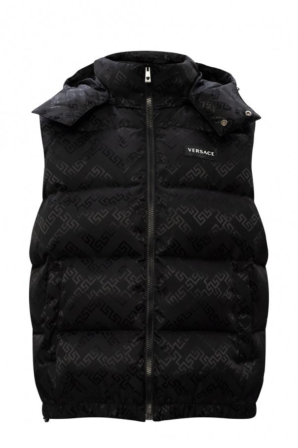 Versace Logo vest