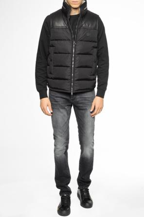 'millais' quilted vest od Moncler