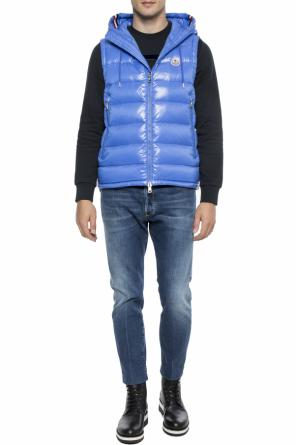 Quilted down waistcoat od Moncler