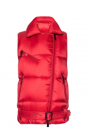 Quilted down vest od Moncler