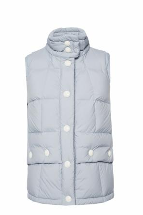 Quilted down waistcoat od Moncler Grenoble