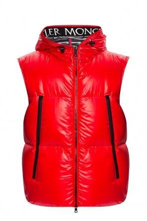 'agneaux' down vest od Moncler