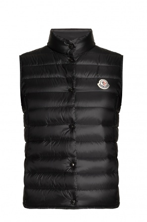 'liane' quilted vest od Moncler