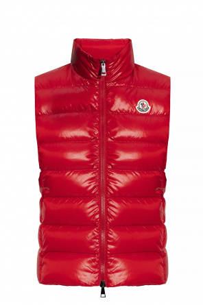 'ghany gilet' quilted vest od Moncler