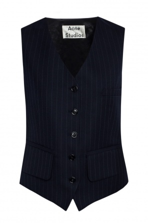 Patterned vest od Acne