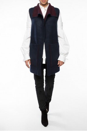 Vest with collar od Diesel
