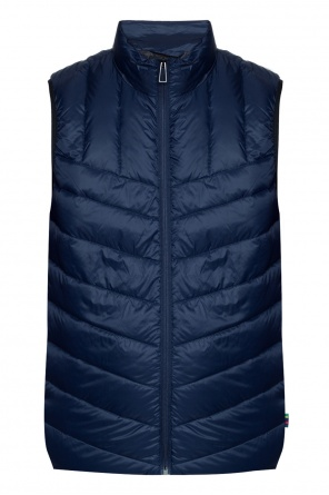 Quilted down vest od Paul Smith