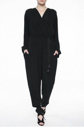 V-neck jumpsuit od Chloe