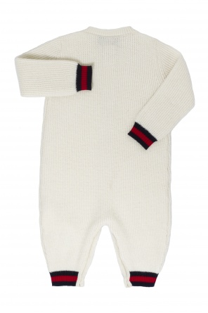 'web' stripe body od Gucci Kids