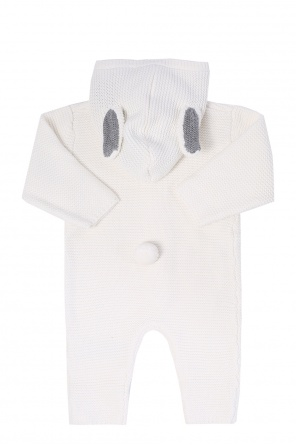 Hooded jumpsuit od Stella McCartney Kids