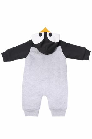 Penguin motif jumpsuit od Stella McCartney Kids