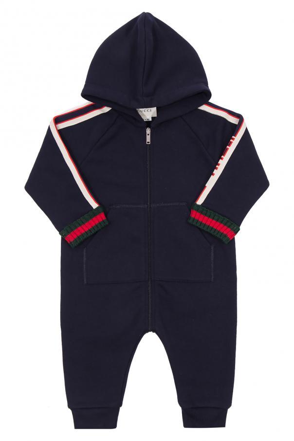 15ef3cc41ae Onesie with a hood Gucci Kids - Vitkac shop online