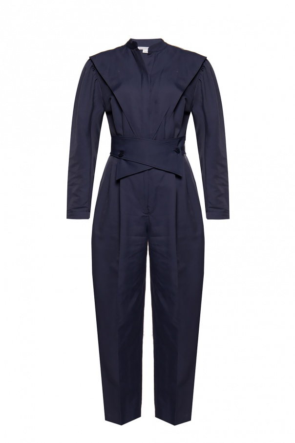Stella McCartney Band collar jumpsuit