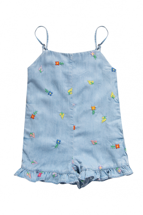 Stella McCartney Kids Denim jumpsuit