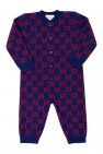 Gucci Kids Wool one-piece