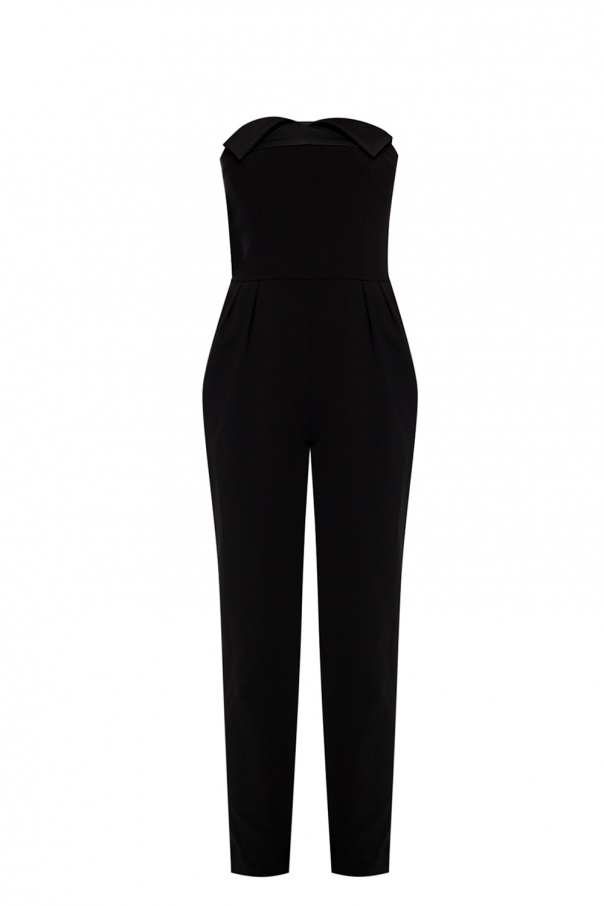Moschino Jumpsuit with open shoulders